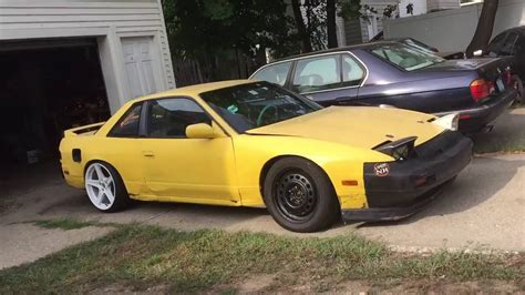 nissan 240sx cream i bought a drift car 1989 nissan 240sx s13 coup 233 youtube