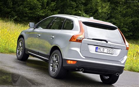 volvo xc60 2009 widescreen exotic car wallpaper 09 of 18 diesel station