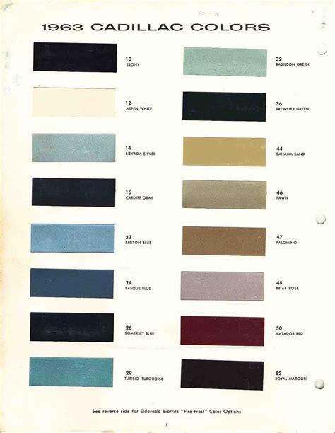 1966 color codes chevrolet paint cross reference autos autos post