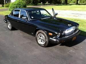 Jaguar Xj6 1984 1984 Jaguar Xj6 Black