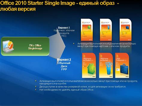 Microsoft Office Single Image 2010 by Office 2010 Starter Single Image