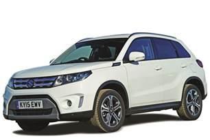 Suv Suzuki Suzuki Vitara Suv Review Carbuyer