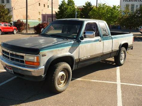 how cars run 1994 dodge dakota club regenerative braking find used 1994 dodge dakota club cab slt 5 2l 4x4 in