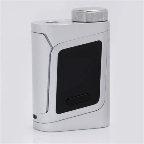 Authentic Smok Al85 85w Tc Mod Only Vape Rokok Elektrik Limited authentic smoktech smok al85 85w silver tc vw mod