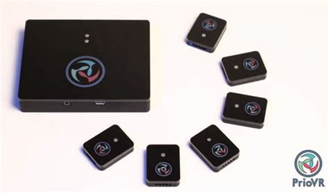 motion capture price priovr motion capture kit kickstarter starting