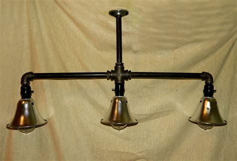 Industrial Light Fixture Black Iron Pipe Fittings And Black Pipe Light Fixture