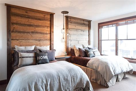 Wooden Headboard Designs 30 Ingenious Wooden Headboard Ideas For A Trendy Bedroom