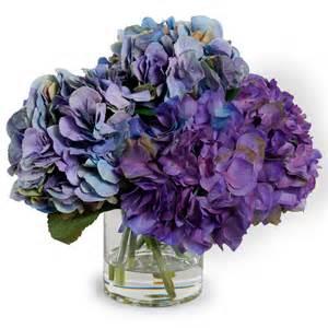 hydrangea bouquet new growth designs