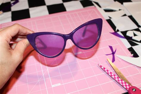 spray painting eyeglass frames how to make tinted glasses with just 15 and 1 hour the
