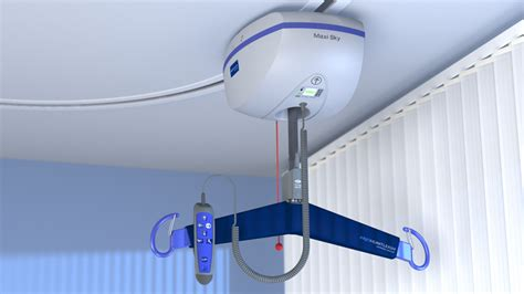 comprehensive ceiling lift system for safe dignified