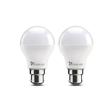 Pack Of 2 Led Srl Bulb 5watt Buy Home Office Led Led Light Bulb Pack