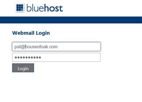 Bluehost Webmail Bluehost Web Templates
