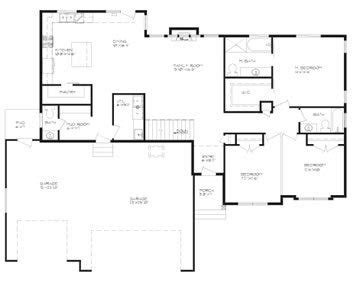beautiful utah home builders floor plans  home plans design