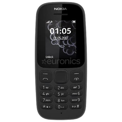 sim mobile phone mobile phone nokia 105 dual sim tlrpnok00046bk