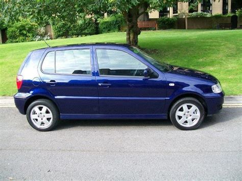 volkswagen polo 2000 used volkswagen polo 2000 petrol 1 4 se 5dr 75bhp