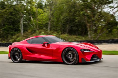 Toyota Supra F 2017 Toyota Supra Ft 1 Awesome Or Not Article Pics
