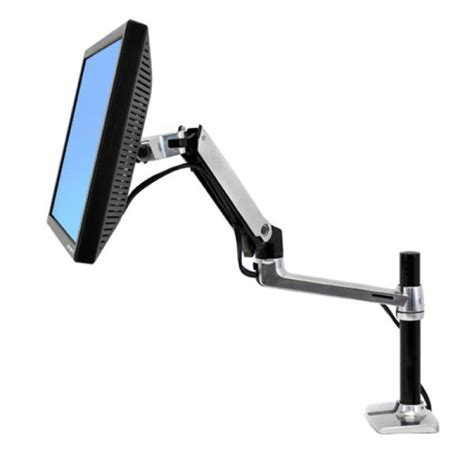 Ergotron Lx Desk Mount Lcd Arm Pole Mounting Kit