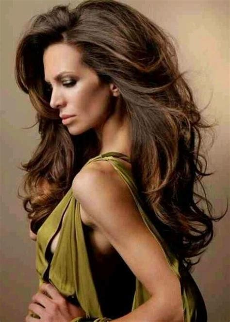 pinterest volume hair 15 best ideas of long hairstyles with volume at crown