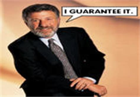 George Zimmer Meme - george zimmer i guarantee it know your meme
