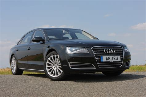 Audi A8 Kosten by Audi A8 Saloon 2010 Running Costs Parkers