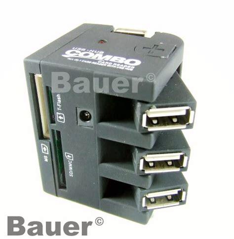 Usb Hub Combo Card Readers memory card readers adapters combo card reader all