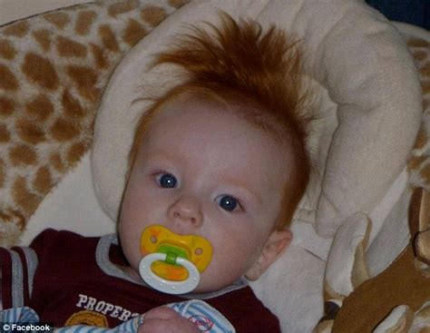 with babies baby epic hair contest winner s outraged after