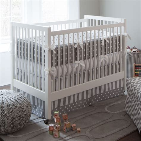 Neutral Crib Bedding Girl Baby Crib Bedding Boy Baby Neutral Crib Bedding Nursery