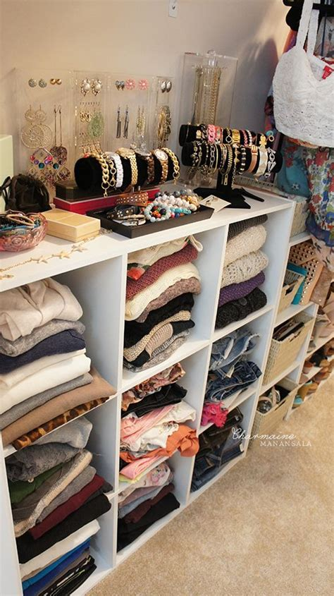 17 ideas about bedroom closet storage on