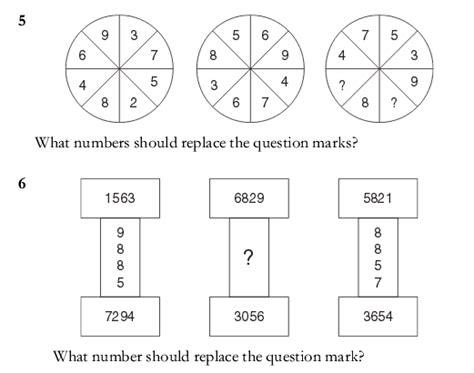pattern aptitude test questions ucsc uoc information systems aptitude test part 1