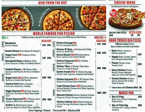does pizza hut a buffet pizza hut delivery menu menu for pizza hut delivery
