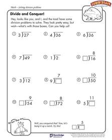 math division and 4th grade math on pinterest