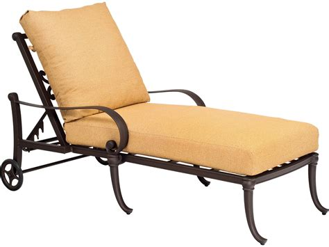 Woodard Holland Adjustable Chaise Lounge Replacement