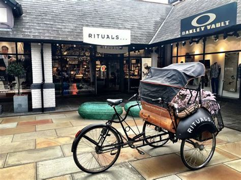 audi cheshire oaks opening times rituals opens retail outlet at cheshire oaks chester