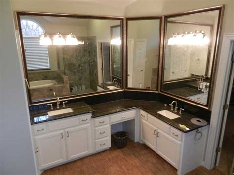 custom bathroom vanity mirrors custom made mirrors for bathrooms reflect mirrors