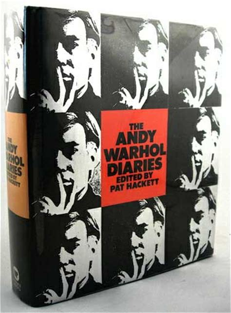 the andy warhol diaries 0141193077 shulmansays com 187 dom p 233 rignon salutes andy warhol