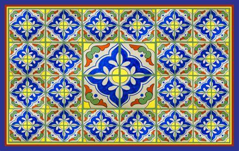 Tile Floor Designs Kitchen Spanish Tile Studio K Blog