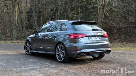 Audi A3 Sportback Unterschied by Essai Audi A3 Sportback Toujours Aussi S 233 Rieuse