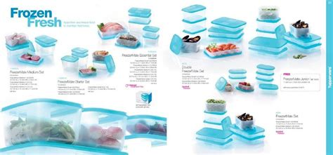 Tupperware Frozen Set madam tupperware frozen fresh