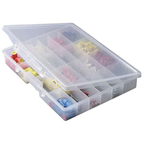 Kitchen Design Tool Home Depot plano portable 24 fixed compartment organizer 532430 the