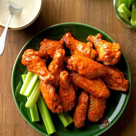best chicken wing recipes best fried chicken wings recipe taste of home