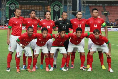 pemain indonesia pssi 10 pemain isl akan gabung timnas republika