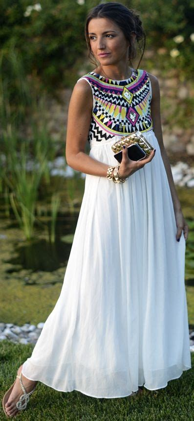 Sliper Etnik summer dresses ethnic patterned dress models well