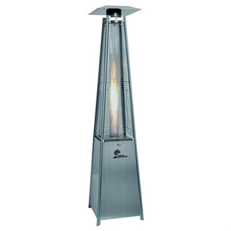 Palm Springs Patio Heater Palm Springs Pyramid Patio Heater The Sports Hq