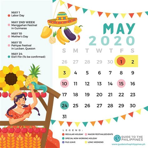 philippines  holidays long weekends  top festivals