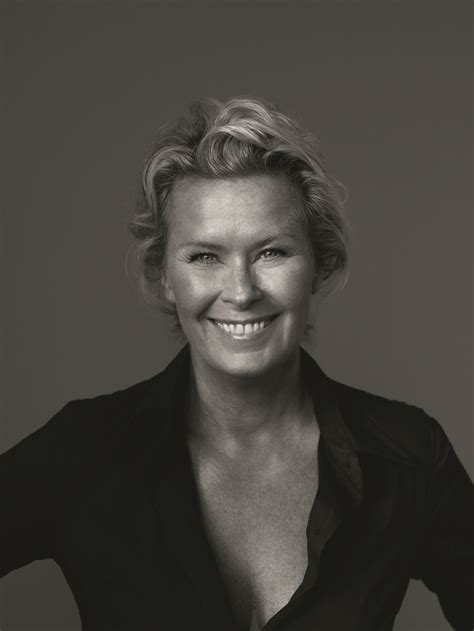Heike Grebenstein Model Turns Jewelry Designer by Model Turned Jewelry Designer Efva Attling On The Beatles