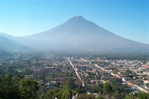 imagenes increibles de guatemala volc 225 n de agua guatemala wiki fandom powered by wikia