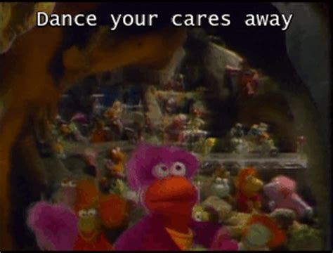 Fraggle Rock Meme - fraggle rock gif find share on giphy
