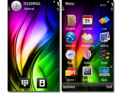 theme maker c5 00 nokia c5 theme themes for nokia c503