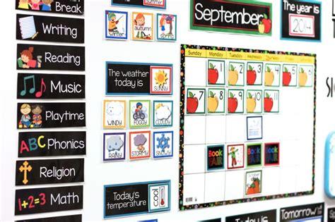 Classroom Calendar Teaching With My Classroom Calendar
