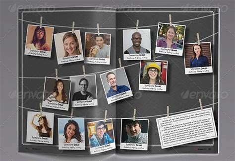yearbook page layout pdf best 7 yearbook design templates to highlight the